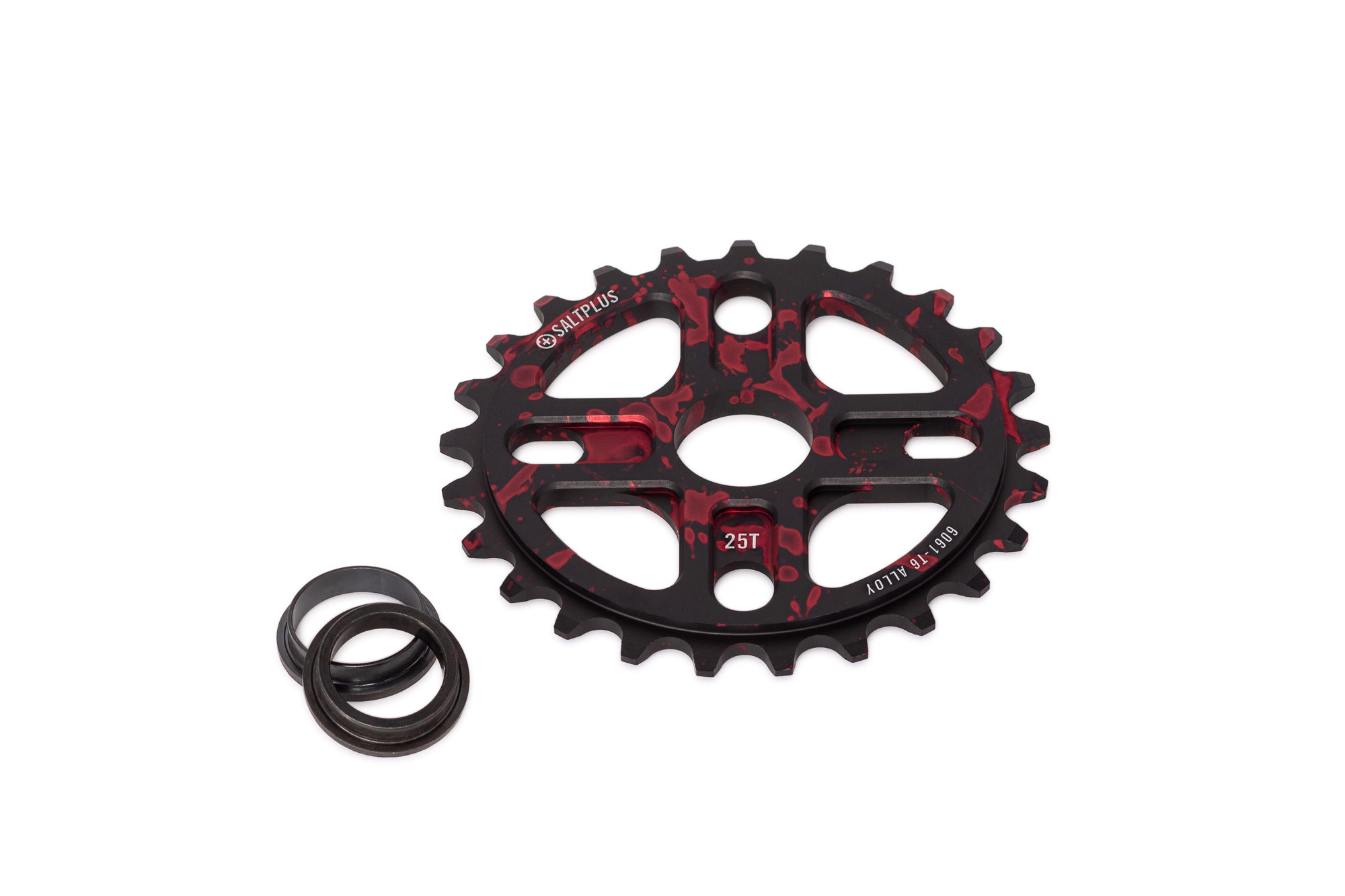 SaltPlus_Manta_sprocket_25t_black_red_splatter_02