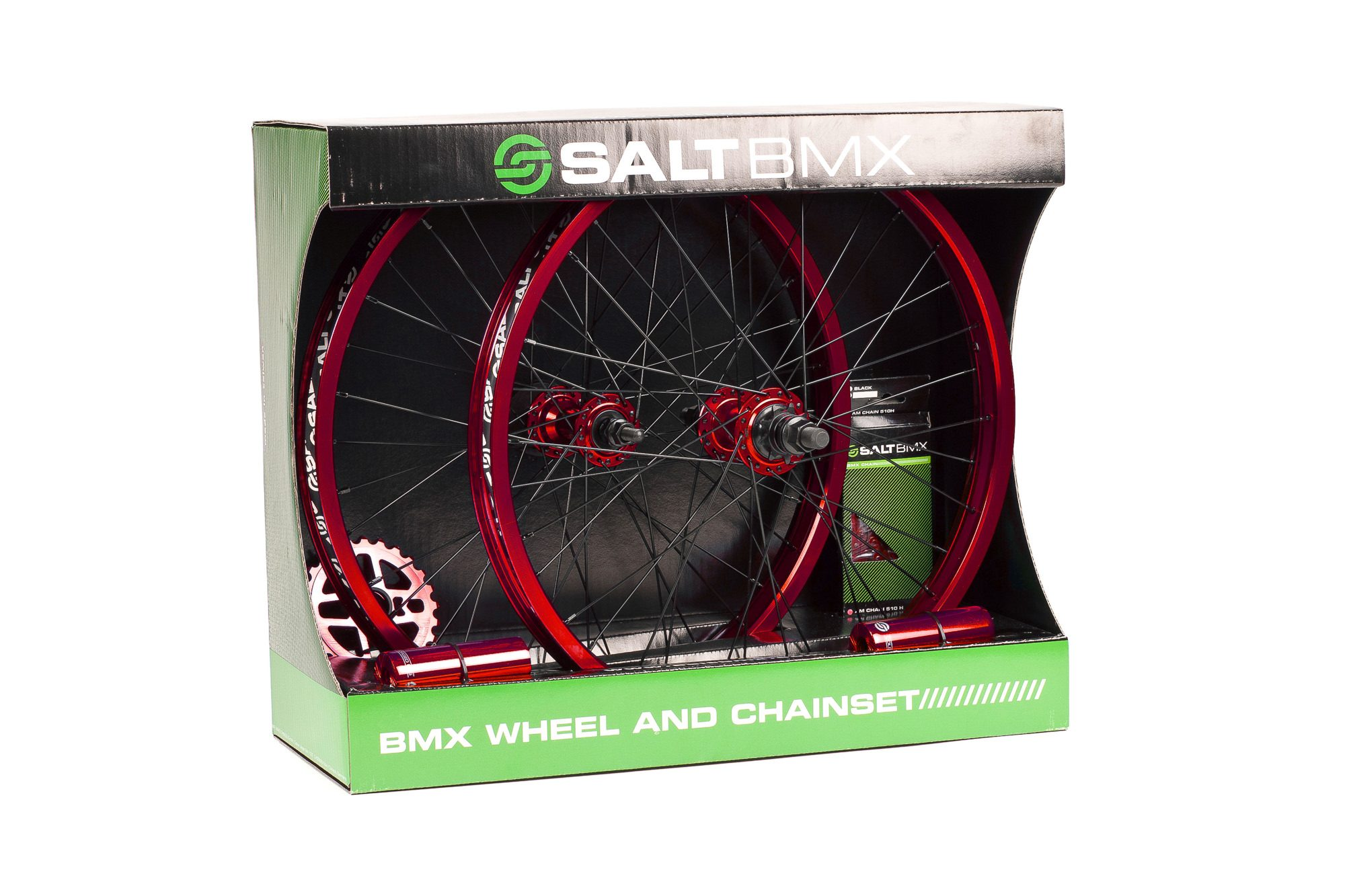 Salt_Valon_wheel_and_chainset_red